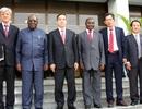Trưởng ban Kinh tế Trung ương Nguyễn Văn Bình thăm Angola