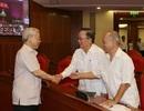 Ban Bí thư Trung ương Đảng gặp mặt cán bộ cấp cao đã nghỉ hưu