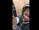 Giây phút cậu chủ nhỏ hội ngộ chó cưng đầy cảm động