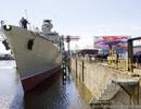 Hôm nay hạ thủy muộn tàu Gepard thứ 4 của Việt Nam