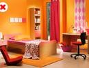 10 sai lầm thường gặp của người Việt khi chọn màu sắc trong nhà