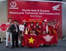 """Honda tổ chức hội thi """"Kỹ thuật viên giỏi Châu Á - Thái Bình Dương"""""""