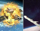 Hủy diệt vệ tinh, thế giới quay về chiến tranh Trung Cổ