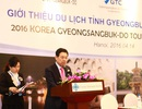 Tỉnh lớn nhất Hàn Quốc xúc tiến du lịch nhằm hút du khách Việt