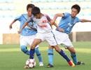 U.13 bóng đá học đường có bài học vỡ lòng trên đất Nhật