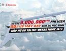 Hỗ trợ 3 triệu VND phí visa cho du học sinh nộp hồ sơ tại ISC-UKEAS