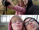 Nhiếp ảnh gia chuyên nghiệp học chụp ảnh từ cô con gái bị down