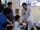 Ngày xuất viện tràn hạnh phúc của bệnh nhân mong manh một cửa sống