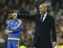 HLV Zidane đã sẵn sàng cho trận Siêu kinh điển đầu đời