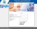 Thêm 5.500 liều vắc xin Pentaxim được mở bán qua mạng