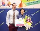 Trao giải Vô địch tiếng Anh cho học sinh THCS trên địa bàn Hà Nội
