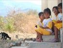 Lớp mẫu giáo của trẻ huyện miền núi thiếu thốn đủ bề