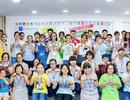 Trao giải vô địch Tiếng Anh cho học sinh THCS tại TPHCM