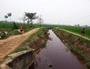 Ô nhiễm nguồn nước- thủ phạm của nhiều bệnh tật