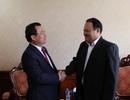 Hoạt động của Chủ tịch HĐTV PVN Nguyễn Quốc Khánh tại Lào