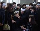 Những hình ảnh xúc động tại lễ tang nhạc sĩ Lương Minh