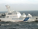 Nhật Bản điều 12 tàu tuần tra quanh Senkaku