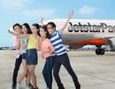 Mua vé máy bay Jetstar Pacific chiều đi miễn phí chiều về