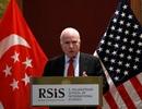 Ông John McCain kêu gọi châu Á phối hợp để buộc Trung Quốc tuân thủ phán quyết về Biển Đông