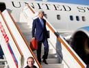 Cặp tài liệu của Ngoại trưởng Mỹ khiến Tổng thống Putin tò mò