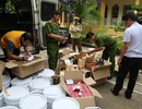 Lạng Sơn: Thu giữ hơn 15 tấn thực phẩm và thuốc lậu
