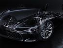 Lexus hé lộ hình ảnh LS thế hệ mới