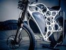 Cận cảnh chiếc xe máy in 3D đầu tiên trên thế giới