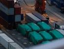Trung Quốc cảnh báo Singapore sau vụ tịch thu xe bọc thép