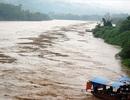 Nước thượng nguồn sông Hồng, sông Chảy đổ về gây lũ lớn