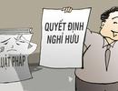 """Hình thức xử lý ông Vũ Huy Hoàng """"nóng"""" nghị trường Quốc hội"""