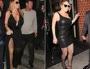 Mariah Carey diện váy sexy bên hôn phu tỷ phú