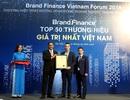 Masan Consumer đứng vị trí thứ 7 trong Top 50 thương hiệu giá trị nhất Việt Nam 2016