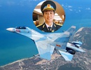 """Phi công trẻ lái """"Hổ mang chúa"""" Su-30"""