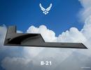 Không quân Mỹ công bố hình ảnh máy bay ném bom tàng hình thế hệ mới