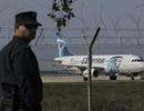 Không tặc khống chế máy bay Ai Cập vì muốn gửi thư cho vợ cũ