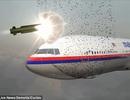 Máy bay MH17 có thể bị chiến đấu cơ Ukraine bắn rơi