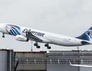 Máy bay EgyptAir chở 135 người hạ cánh khẩn cấp vì bị dọa đánh bom