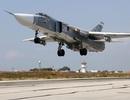 Máy bay Nga bị nghi đánh bom căn cứ quân sự Mỹ ở Syria