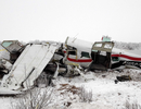 Mỹ: Hai máy bay đụng nhau trên không, 5 người chết
