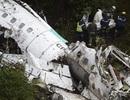 Sống sót trong vụ rơi máy bay Colombia nhờ đổi chỗ ngồi vào phút chót