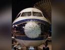 Máy bay Trung Quốc hạ cánh khẩn cấp do nứt toác cửa sổ buồng lái vì mưa đá