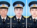 Truy thăng quân hàm cho các sĩ quan hi sinh trong vụ máy bay rơi