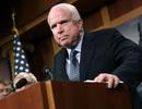 """Ông McCain kêu gọi điều tra """"tận gốc"""" nghi vấn Nga can thiệp bầu cử"""