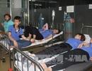 Bình Phước: Hơn 120 công nhân nhập viện do nghi bị ngộ độc thực phẩm