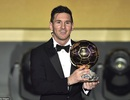 Messi giành Quả bóng vàng FIFA 2015