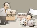 """Doanh nghiệp """"oằn lưng"""" với khó khăn và quyết tâm của Chính phủ mới"""