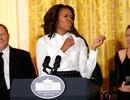 Bà Michelle được yêu mến hơn ông Obama