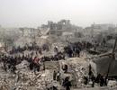 """Liên Hợp Quốc: """"Kế hoạch B"""" cho Syria là quay trở lại chiến tranh"""
