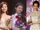 """Một năm """"gặt hái"""" giải thưởng quốc tế của sao Việt"""