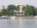 Một phụ nữ để lại thư tuyệt mệnh, sau khi dạo chơi bằng thuyền trên hồ